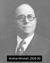 1929_30_Archie_Micheli
